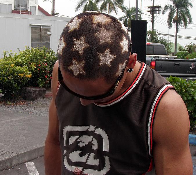 675px-Hair_cut_with_stars