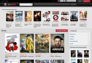 Webs para descargar películas y series gratis