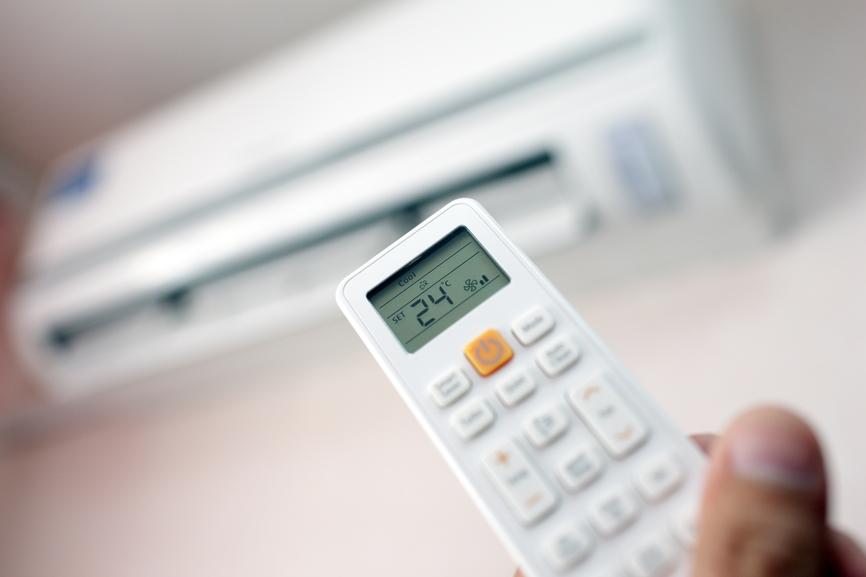Ahorrar energía con el aire acondicionado